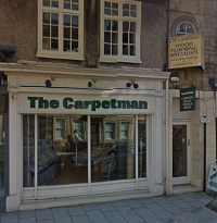 The Carpetman show room